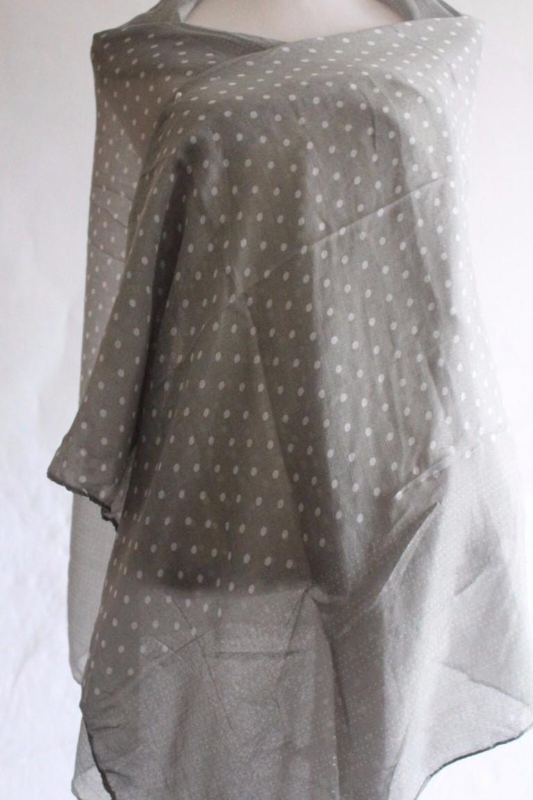 Grey Hijab